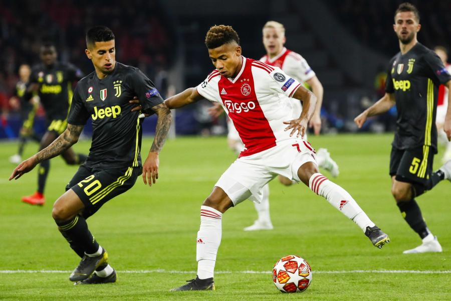 David Neres i Joao Cancelo
