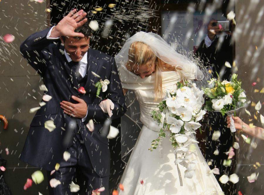 Ślub według planu? Oczywiście