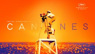 72. Festiwal Filmowy w Cannes - plakat