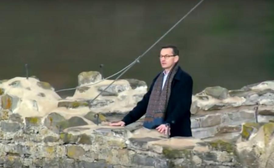 Mateusz Morawiecki jako narrator \