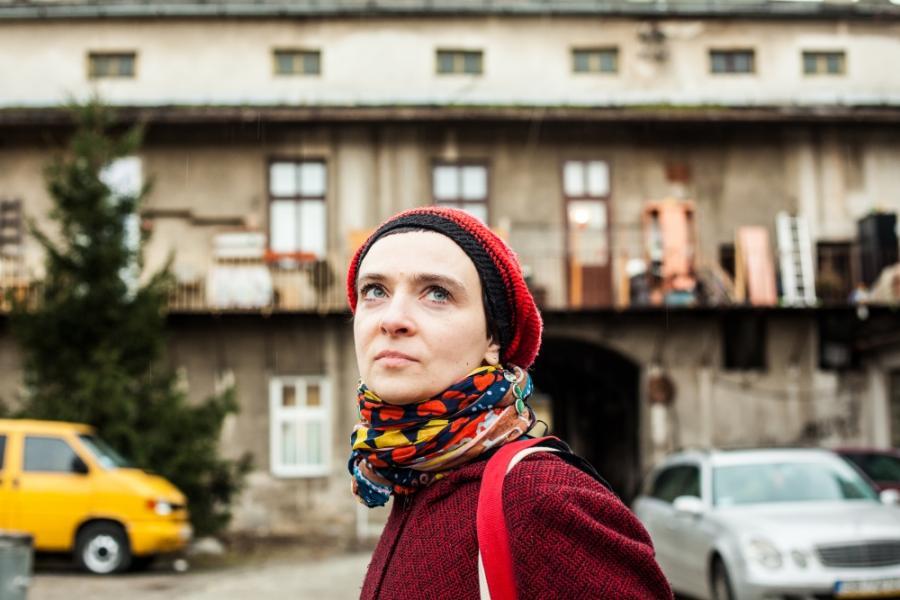 Patrycja Dołowy; fot. Urszula Kluz-Knopek