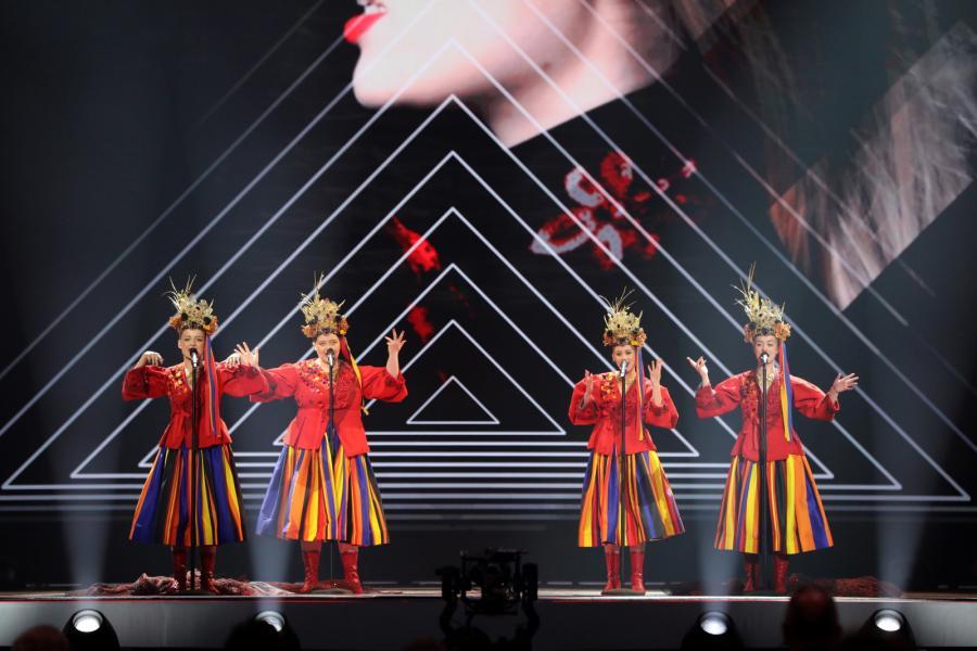 Tulia odpadła z Eurowizji