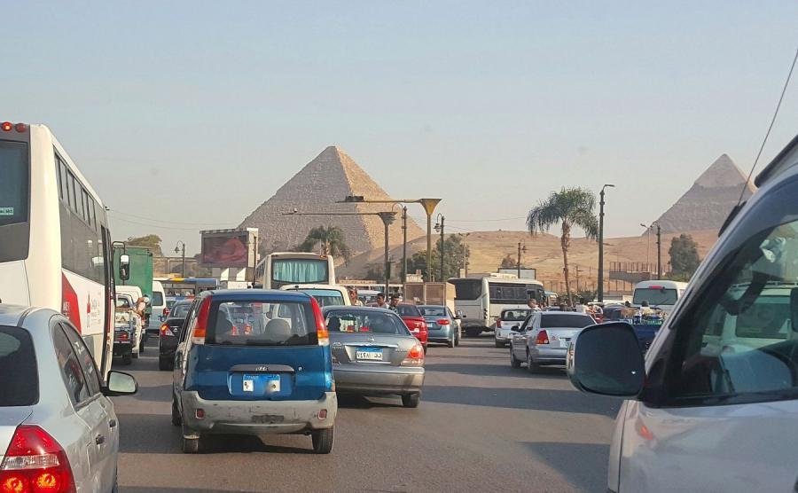 Giza, Egipt
