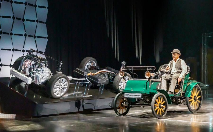 Opel wjeżdża w erę elektromobilności
