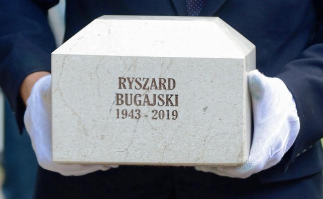 Reżyser Ryszard Bugajski spoczął na Powązkach