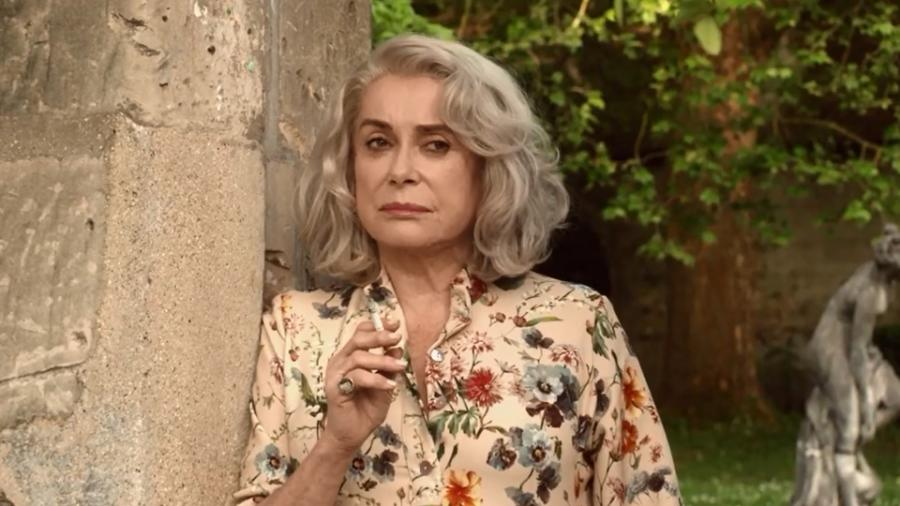 Catherine Deneuve w filmie \