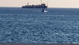 Statek organizacji Sea Watch 3