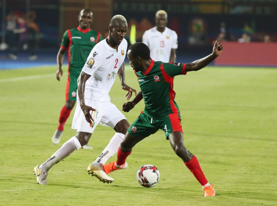 Burundi - Guinea