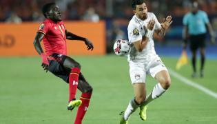 Mahmoud Hassan i Timothy Awany