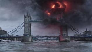 """Tower Bridge płonie w """"Spider-Man: Daleko od domu"""""""