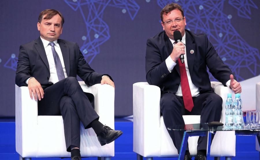 Zbigniew Ziobro, Michał Wójcik