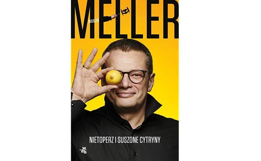 okładka książki Marcina Mellera \