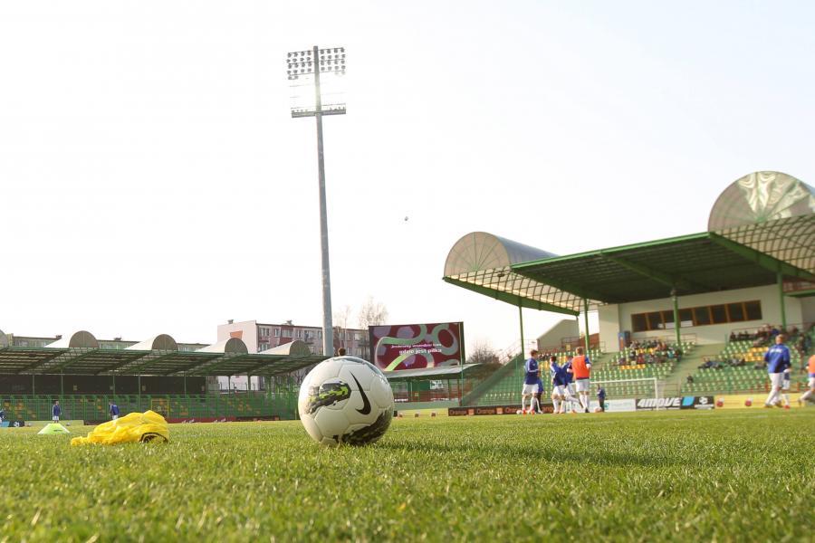 Stadion w Belchatowie