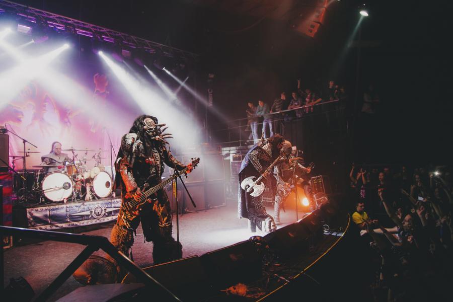 Lordi jedną z gwiazd Pol\'and\'Rock Festival 2019