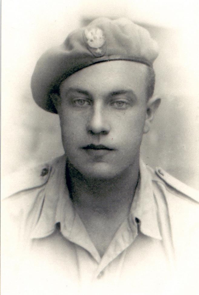 Marian Gałęzowski, ps. Szeliga