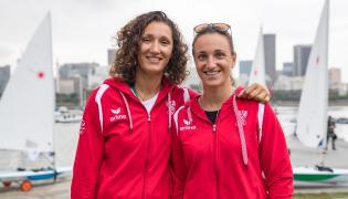 Lara Vadlau i Jolata Ogar