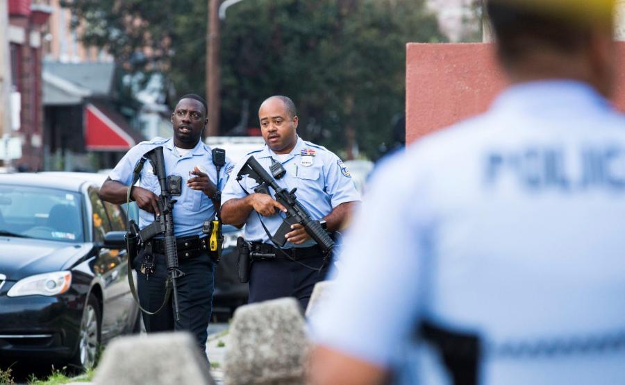 Policja w Filadelfii