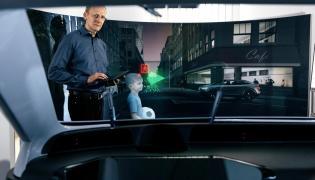 Volkswagen Group i SeeReal od 2018 roku prowadzą współpracę badawczą