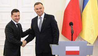 Andrzej Duda, Wołodymyr Zełenski