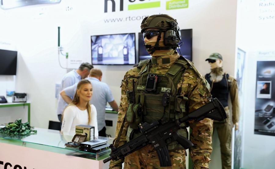 Targi przemysłu obronnego w Kielcach