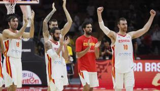 Hiszpańscy koszykarze