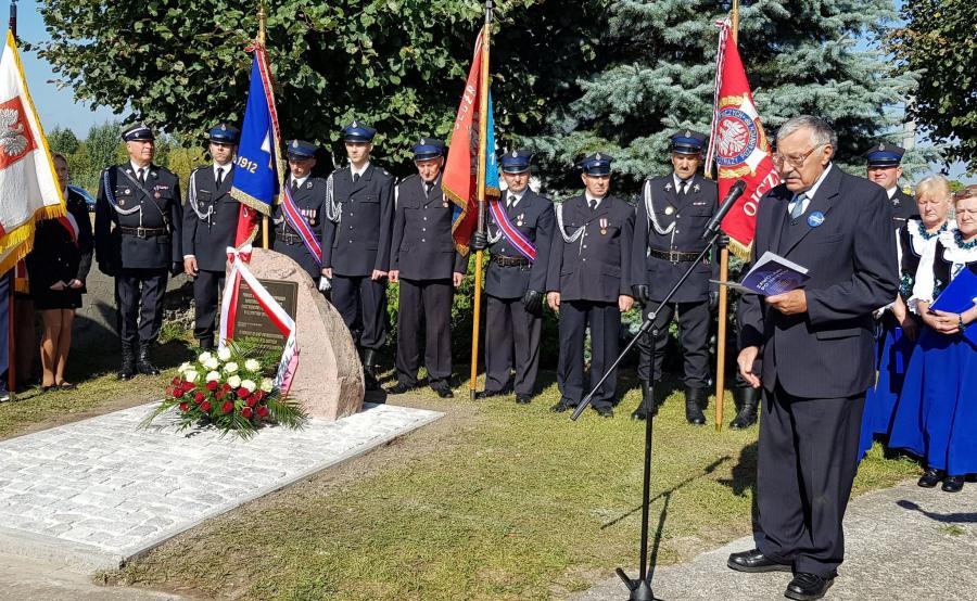 Upamiętnienie Wacława Budziszewskiego / Instytut Pileckiego