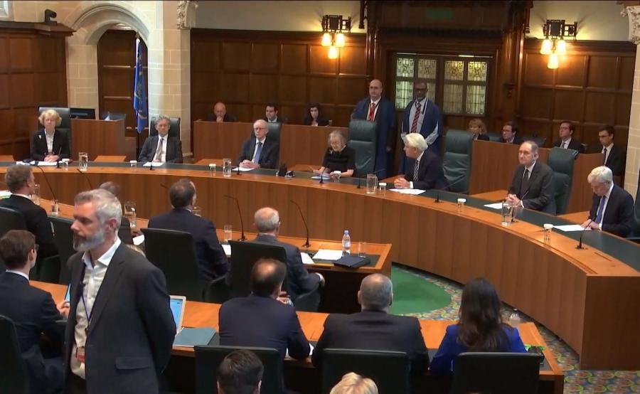 Brytyjski Sąd Najwyższy