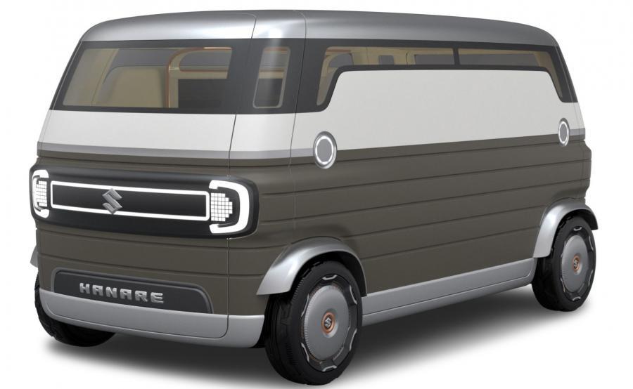 Suzuki HANARE
