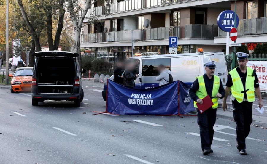 ZDM Warszawa: ul. Sokratesa, na której doszło do tragicznego wypadku, będzie przebudowana