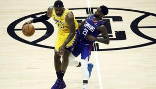 Derby LA wygrali Clippers