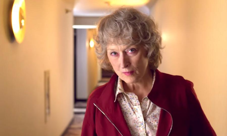 Meryl Streep w filmie \