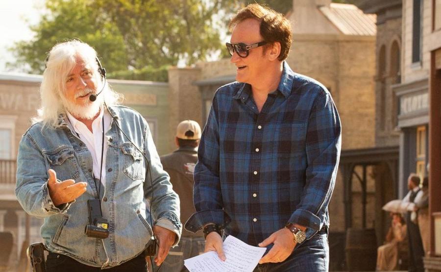 Robert Richardson i Quentin Tarantino