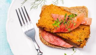 Pasztet wegetariański