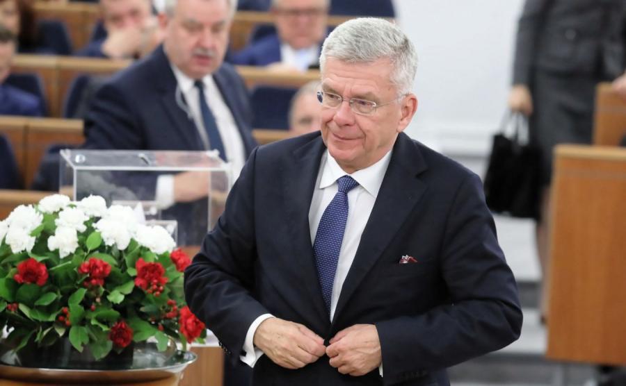 Stanisław Karczewski. wicemarszałek