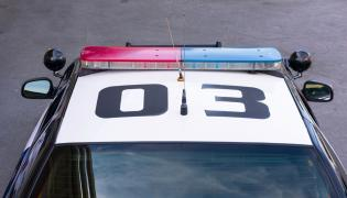 Radiowóz amerykańskiej policji
