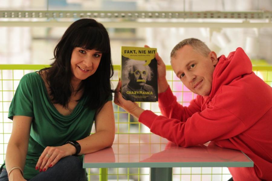 Aleksandra i Piotr Stanisławscy, autorzy bloga \