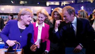Angela Merkel, Ursula von der Leyen, Kolinda Grabar-Kitarovic i Donald Tusk