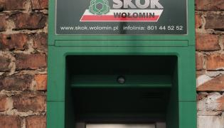 Bankomat SKOK Wołomin