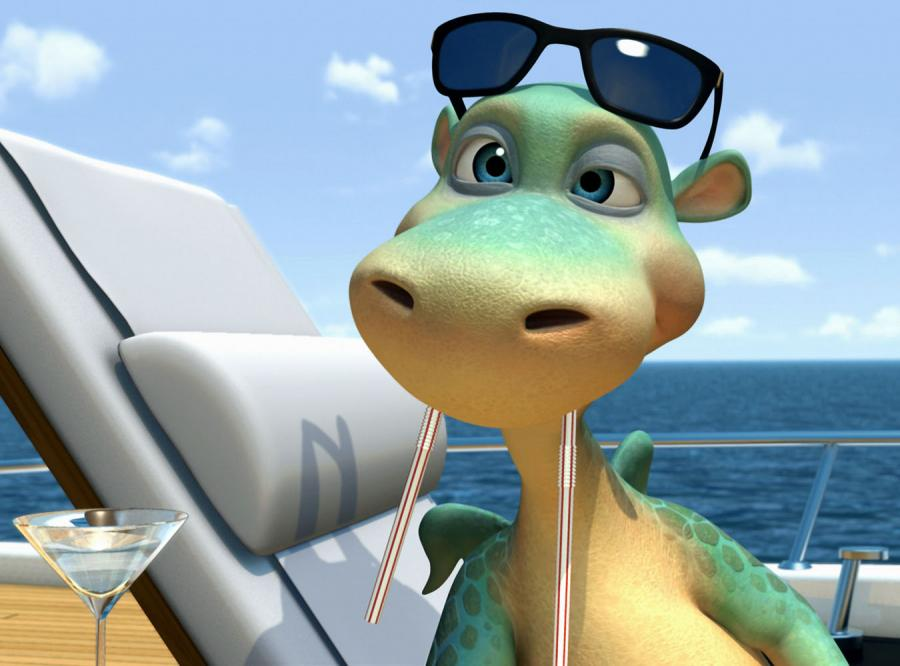 """Wyspa Dinozaura 2"""