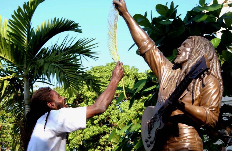 Pomnik Boba Marleya