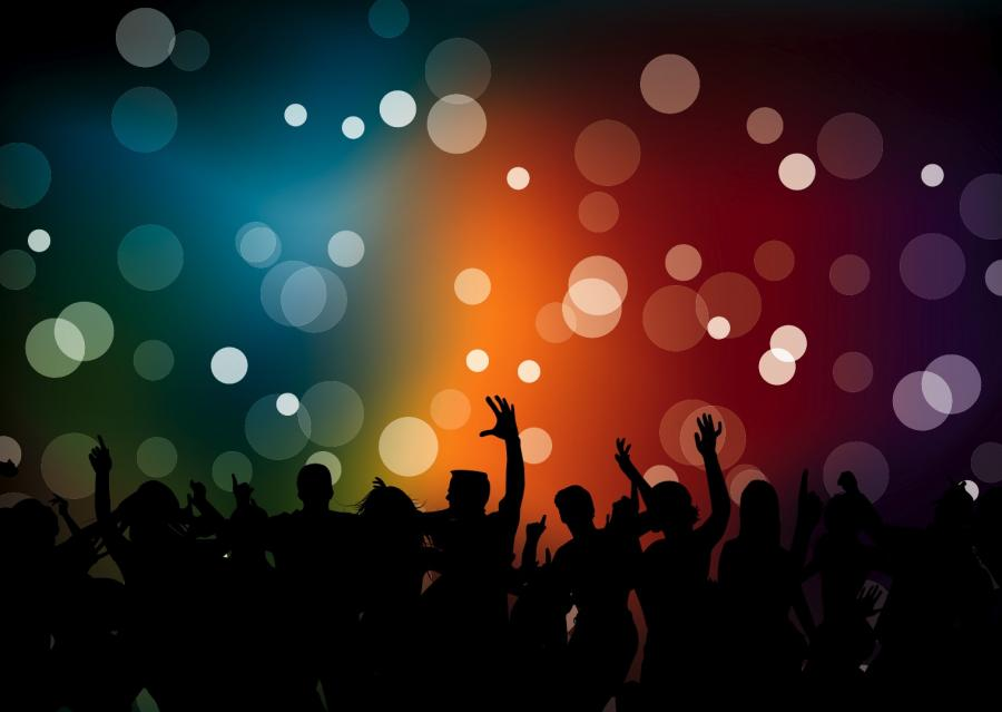 Impreza klubowa/Shutterstock