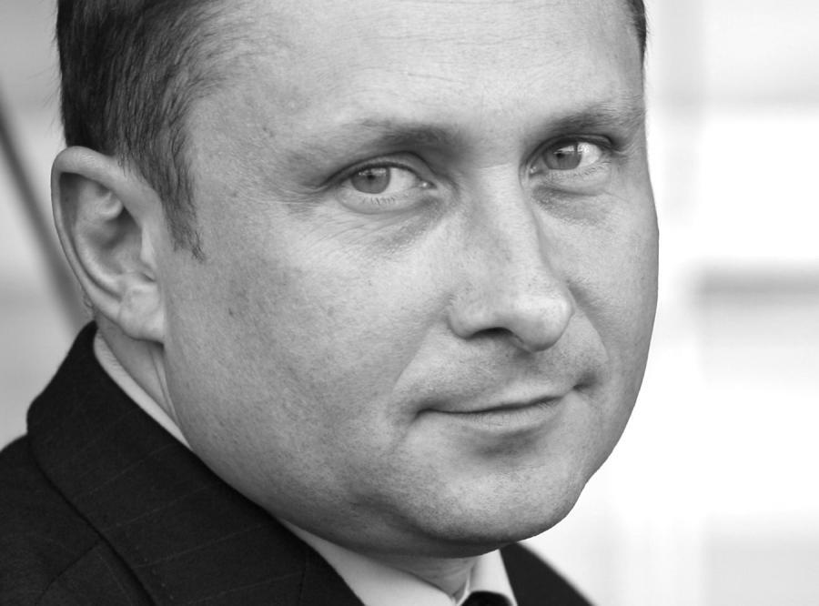 Kamil Durczok w DZIENNIKU