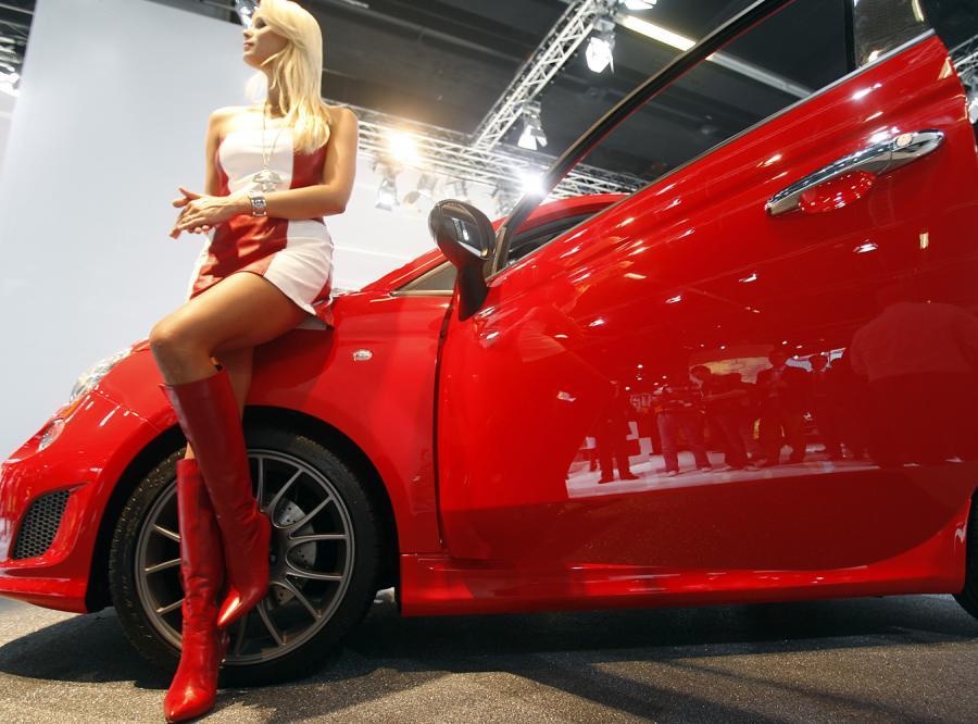 Model 500 - najlepsze auto w klasie mini