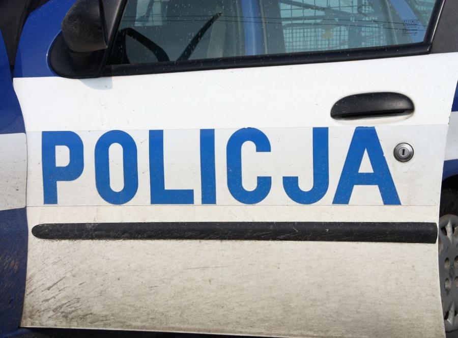 Policja ustawia \