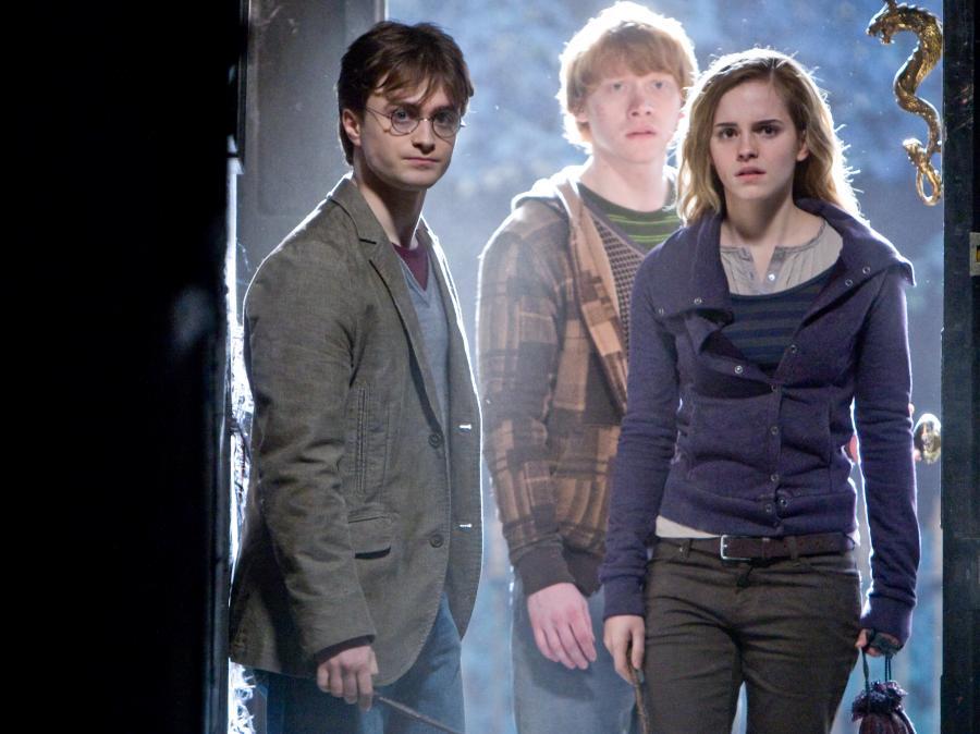 Brytyjczycy kochają Harry\'ego Pottera