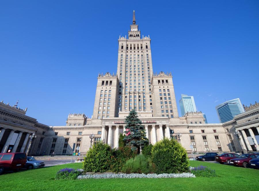 Wiele z roszczeń dotyczy Placu Defilad w samym centrum Warszawy