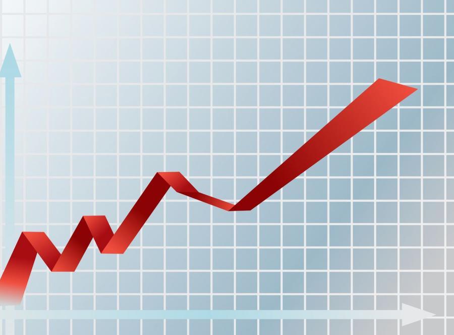 Wskaźnik wzrostu - zdjęcie ilustracyjne