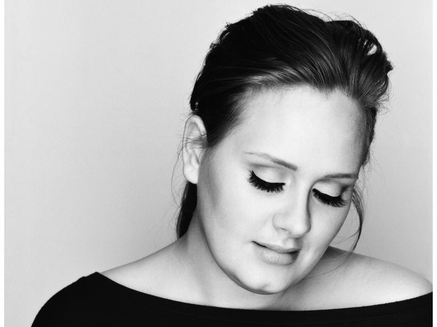 Adele wciąż najlepsza na Wyspach