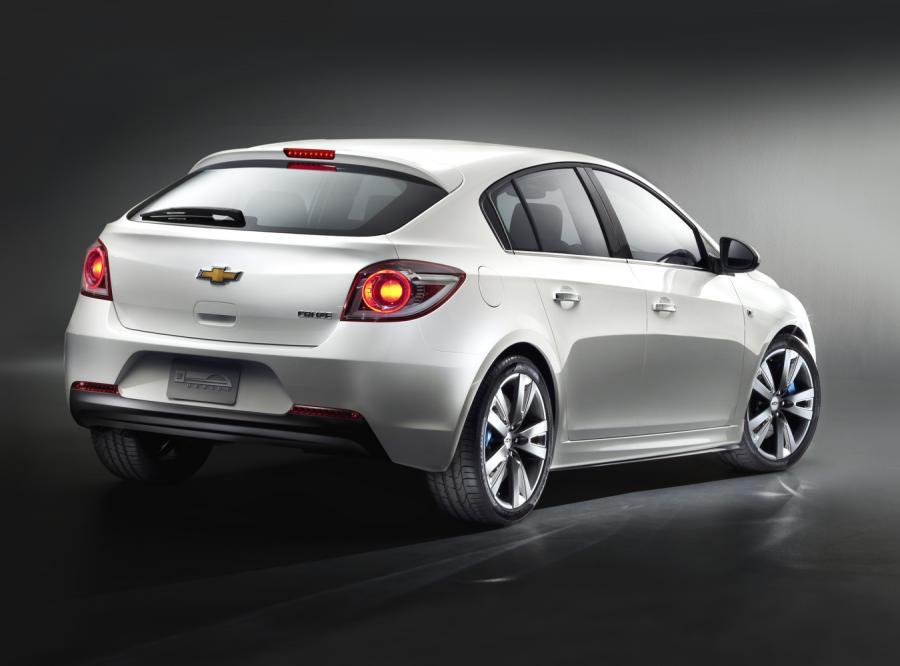 Hit Chevroleta w nowej wersji już na wiosnę!