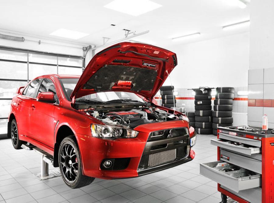 Serwis Mitsubishi